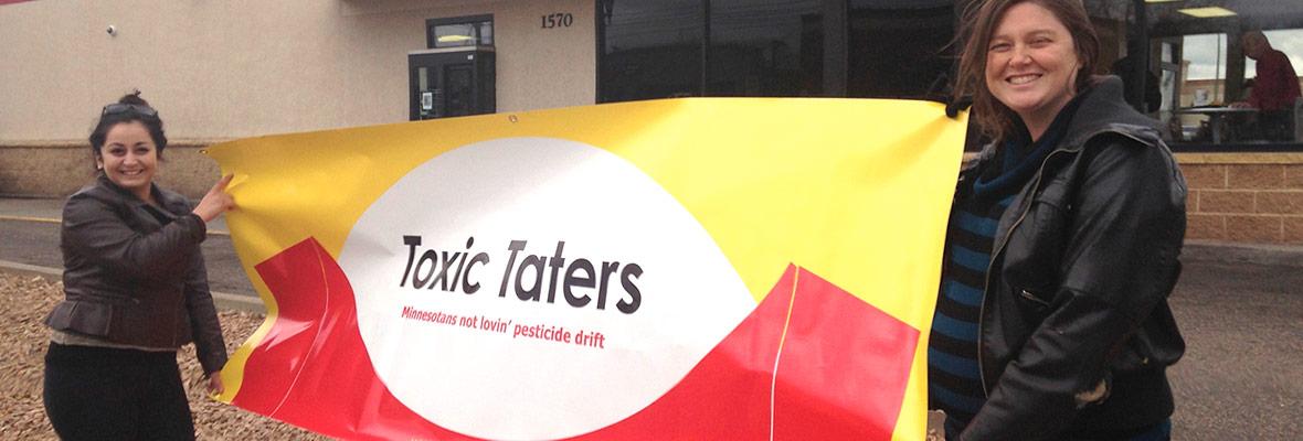 Toxic Taters