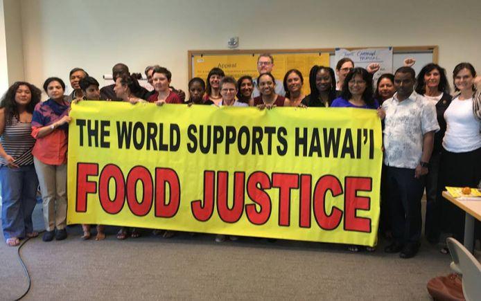 Food justice summit
