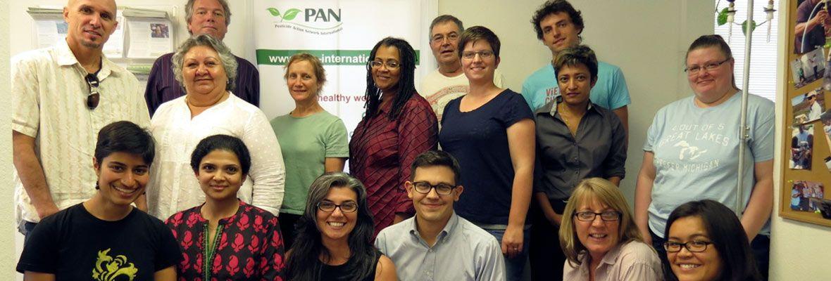 PAN Staff