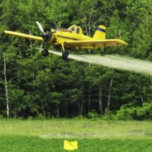 Crop Duster spray